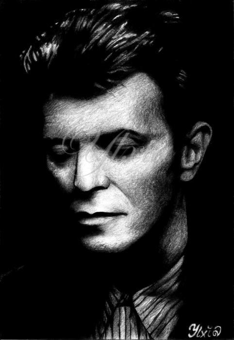 David Bowie por Ylxia